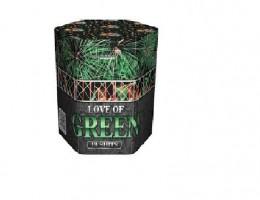 Зелёная любовь