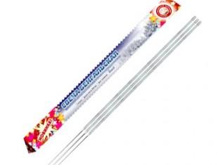 Свеча бенгальская 300 мм новогодние (3 шт )