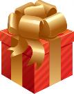 Хорошоу дарит подарки!!!