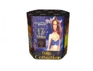Золотая коллекция с фонтаном