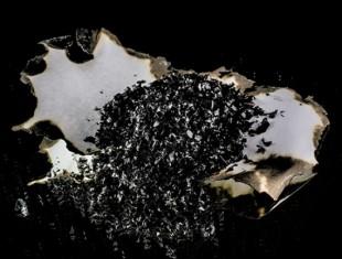 """Искусственный пепел """"Decor-Color"""" (черный)"""