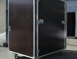 Кофр-кейс для циркового реквизита