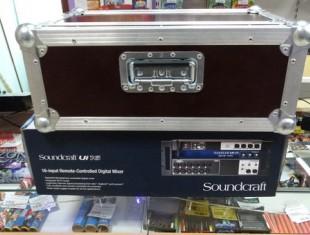 Рэковый кейс под цифровой микшерный пульт Soundcraft 16UI.