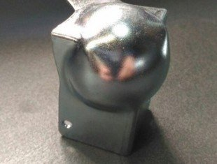 Шаровой уголок средний, со встроенной угловой стяжкой 68 мм AdamHall