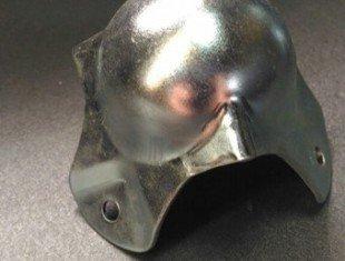 Шаровой уголок средний, с тремя ножками, вогнутый 30 мм AdamHall