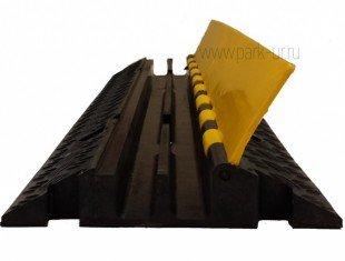 Кабель-каналы уличные с крышкой